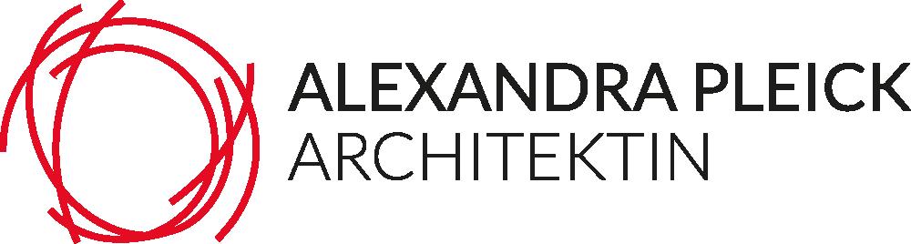 Architektin Alexandra Pleick